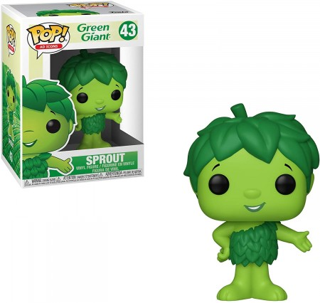 Funko Pop Sprout-Green Giant-43