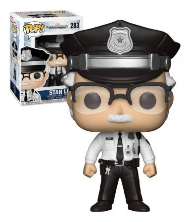Funko Pop Stan Lee-marvel-283