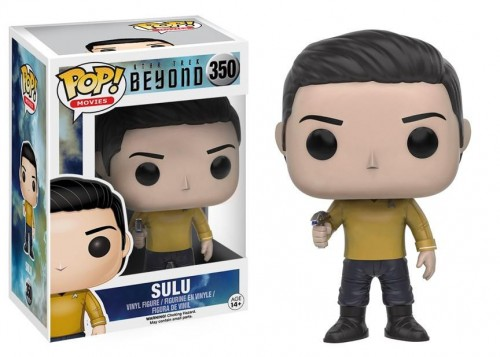 Funko Pop Star Trekbeyond - Sulu-Star Trek-350