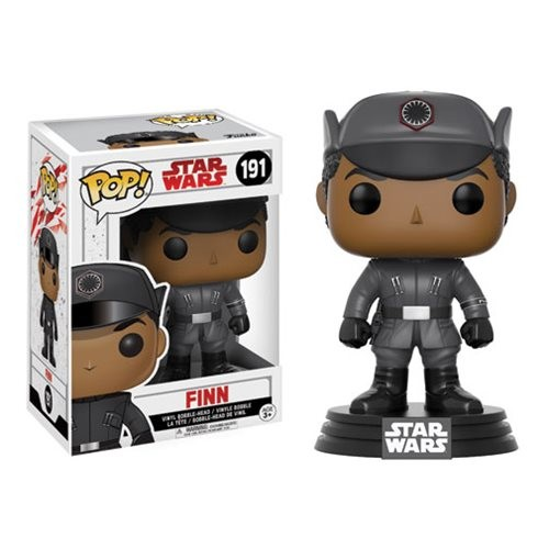 Star Wars The Last Jedi Finn Funko Pop!-Stars Wars-191