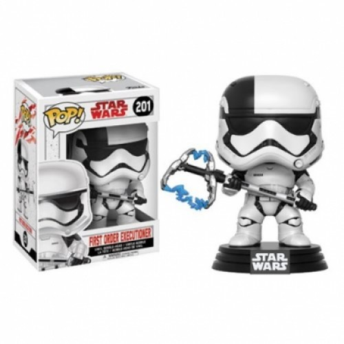 Star Wars The Last Jedi First Order Executioner Funko Pop! - Stars Wars - #201