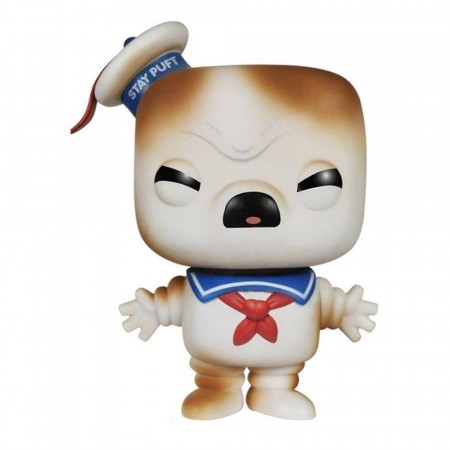 Funko Pop Stay Puft Marshmallow Man-Ghostbusters-106