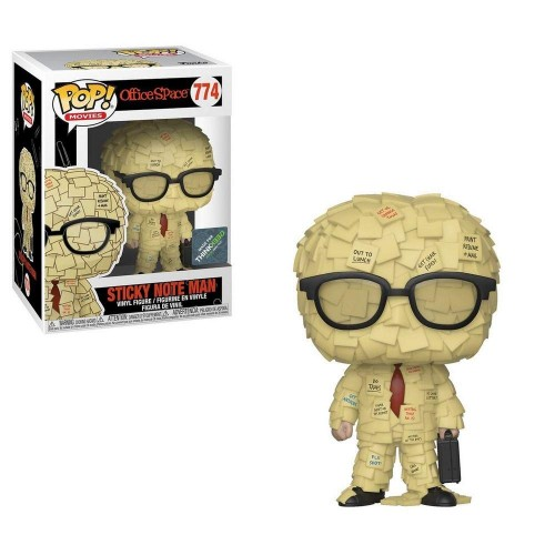 Sticky Note Man - Office Space - Funko Pop! Sdcc 2019-Office Space-774