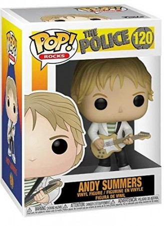 Andy Summers - Pop! Funko Rocks-The Police-120
