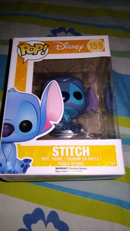 Funko Pop Stitch-Disney-159