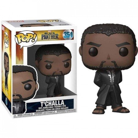 Funko Pop T'challa-Black Panther-351