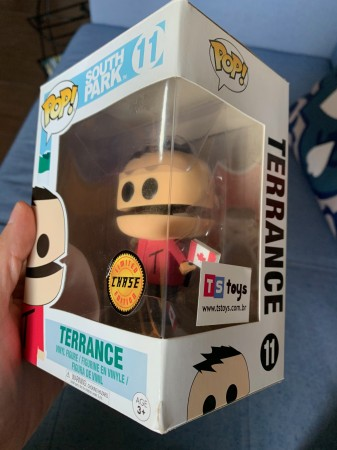 Funko Pop Terrance (chase) - South Park - #11