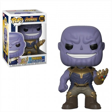 Funko Pop Thanos - Marvel Avengers - #289