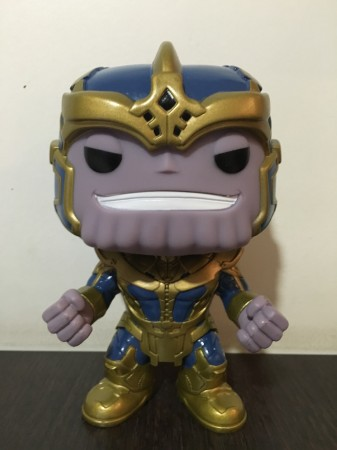 Funko Pop Thanos-Marvel Avengers-78