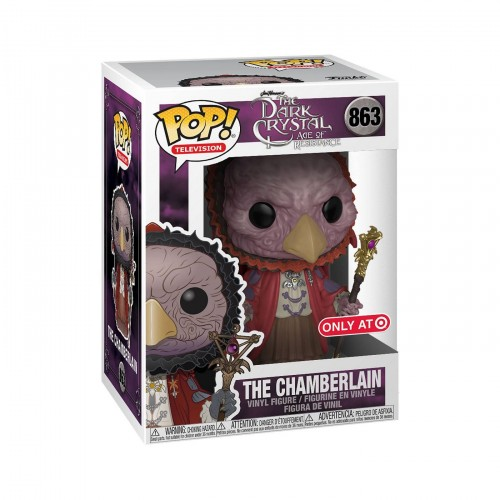 The Chamberlain - The Dark Crystal - Funko Pop! Exclusivo Target-The Dark Crystal-863