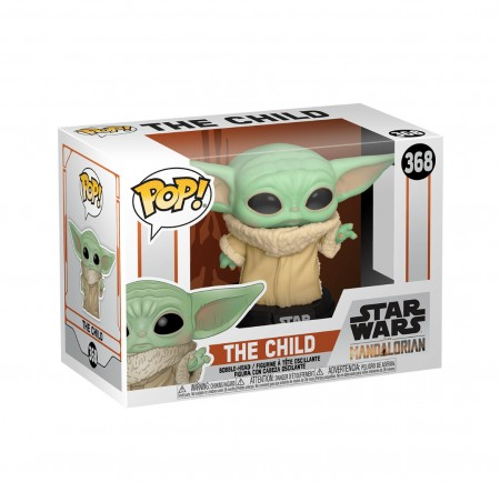 Funko Pop The Child (baby Yoda)-Star Wars The Mandalorian-368