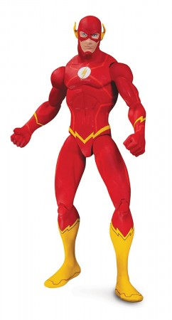 Action Figures The Flash-Justice League-