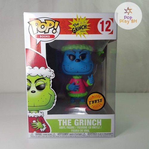 Funko Pop The Grinch Chase-The Grinch-12