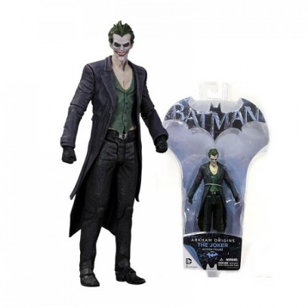 Action Figures The Joker - Batman Arkham Origins Dc Collectibles-Batman Classic-