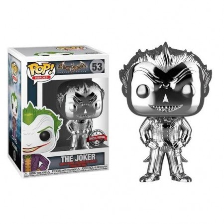 Funko Pop The Joker-Batman Arkham Asylum-53
