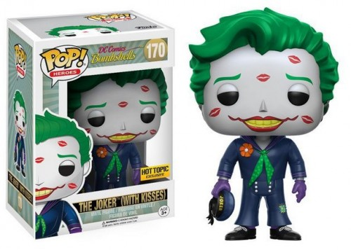 Funko The Joker (with Kisses)-DC Bombshells-170