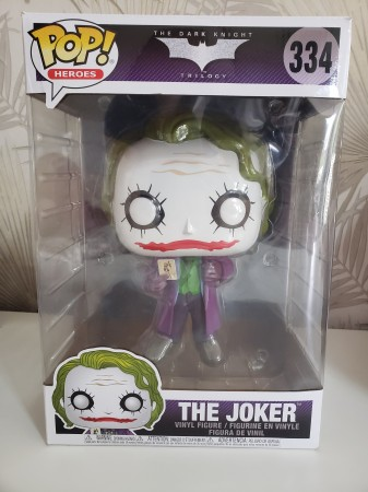 Funko Pop The Joker 10'-Batman Cavaleiro das Trevas-334