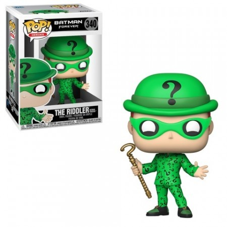 Funko Pop The Riddler-Batman Forever-340