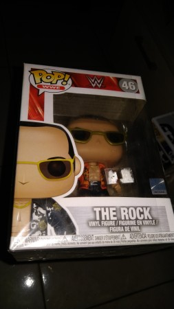 Funko Pop The Rock-WWE-46