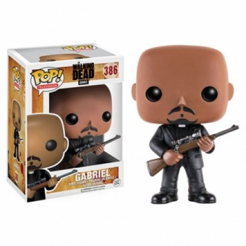 The Walking Dead Gabriel Funko Pop! - The Walking Dead - #386