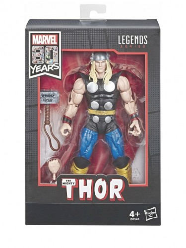 Action Figures Thor 80th Years Marvel Legends-Marvel Avengers-