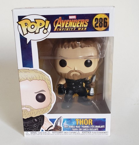 Thor Funko Pop-Marvel Avengers-286