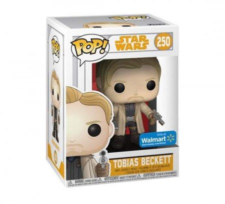 Tobias Beckett - Star Wars - Funko Pop! Exclusivo Walmart-Stars Wars-250