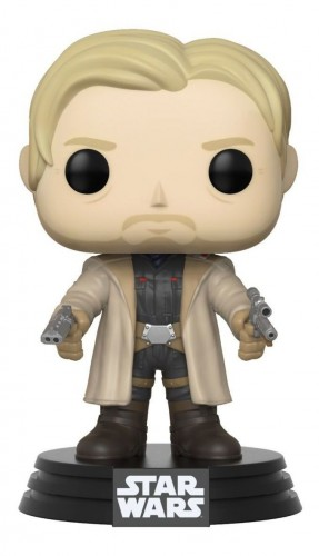Funko Pop Tobias Beckett Exclusive Com Protetor Star Wars Frete Gratis-Star Wars-250