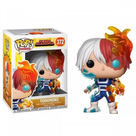 Funko Pop Todoroki #372-My Hero Academia-372