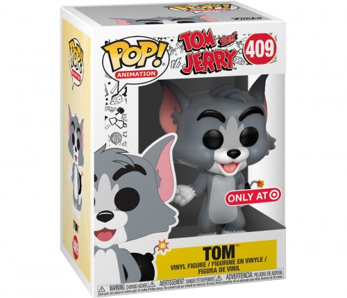 Tom & Terry - Tom com explosivo - Exclusivo Target-Tom And Jerry-409