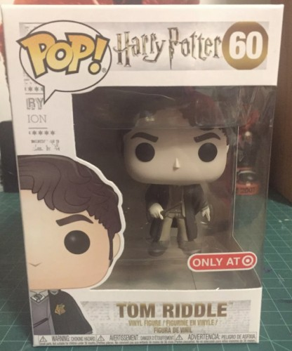 Funko Tom Riddle Sépia Exclusivo Target-Harry Potter-60
