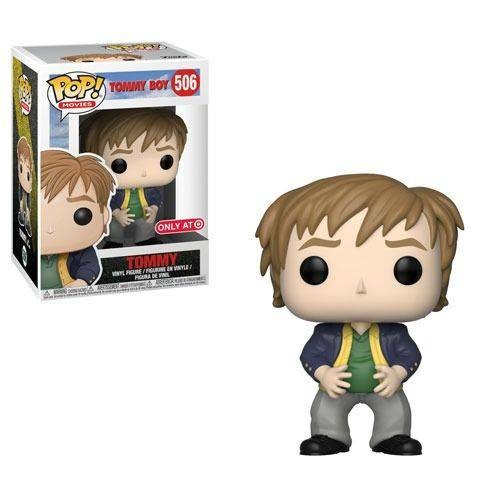 Tommy 506 Exclusivo Pop Funko Tommy Boy-Tommy Boy-506