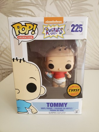 Funko Pop Tommy-Rugrats-225