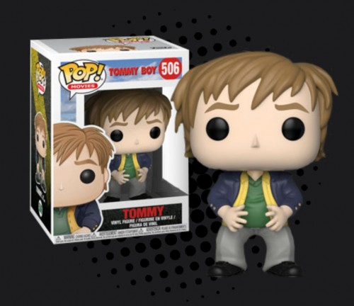 Funko Tommy Ripped Jacket - Target-Tommy Boy-506