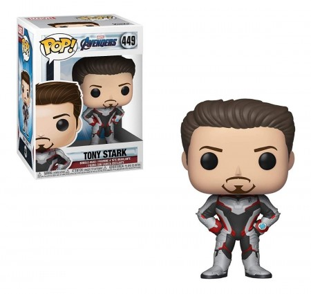 Funko Pop Tony Stark-Marvel Studios-449