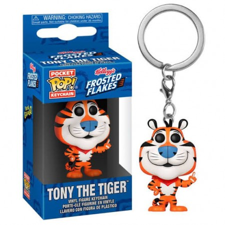 Chaveiro Tony The Tiger-Kelloggs-