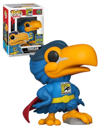 Funko Pop Toucan-San Diego Comic Con-102
