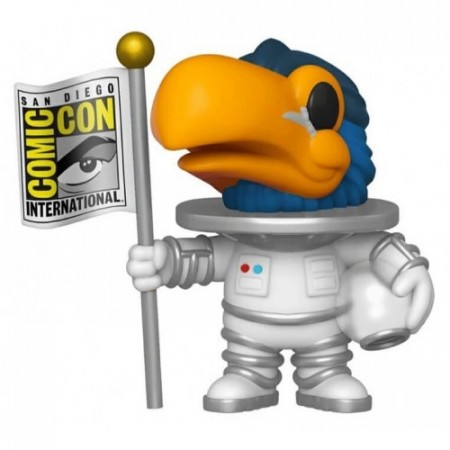 Funko Pop Toucan As Astronaut Sdcc2020-AD Icons-103