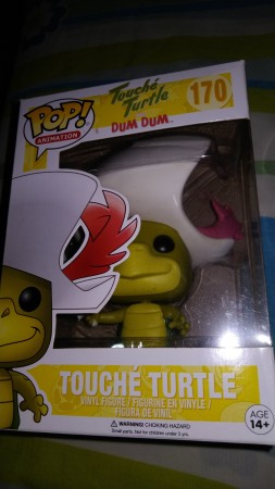Funko Pop Touche Turtle-Hanna Barbera-170