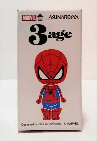 Action Figures Toy Art Marvel Asunarosya 3age Spider Man-Marvel Spider-Man Homem-Aranha-
