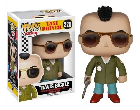 Funko Pop Travis Bickle-Taxi Driver-220