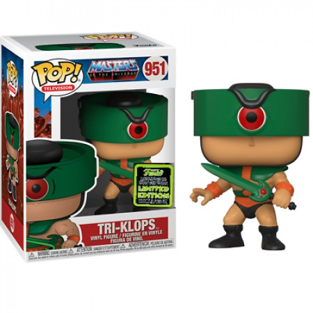 Funko Pop Tri-klops (2020 Spring Convention Exclusive)-He-Man-951