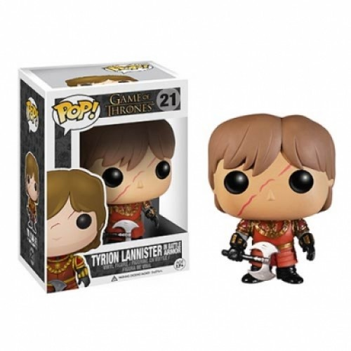 Tyrion Lannister - Game Of Thrones - Funko Pop!-Game of Thrones-21