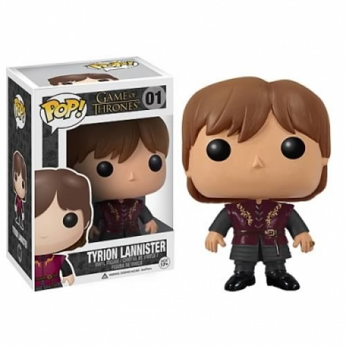Tyrion Lannister - Game Of Thrones Funko Pop! - Game of Thrones - #1