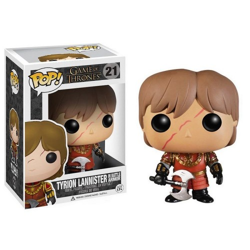 Funko Pop Tyrion Lannister #21-Game of Thrones-1
