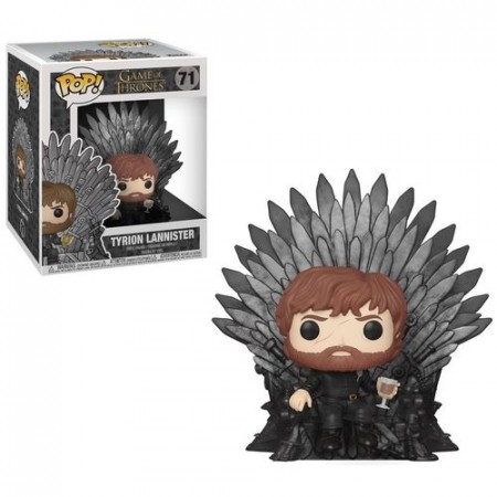 Funko Pop Tyrion Lannister-Game of Thrones-71
