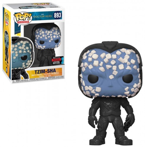 Funko Pop Tzim-sha-Doctor Who-893