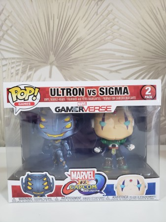 Funko Pop Ultron Vs Sigma-Gamerverse-2