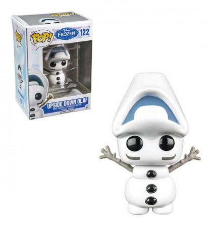 Funko Pop Upside Down Olaf-Frozen-122