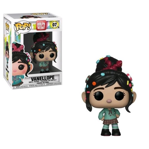 Funko Pop Vanellope-Disney-7